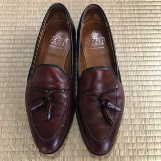クロケットアンドジョーンズ(Crockett&Jones)のクロケットジョーンズ タッセルローファー 革靴(ドレス/ビジネス)