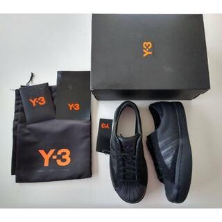 ワイスリー(Y-3)の24.5m 新品 定価41800円 Y-3 YOHJI STAR ワイスリー(スニーカー)