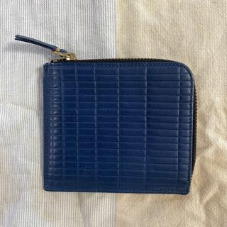 コムデギャルソン(COMME des GARCONS)のコムデギャルソン 二つ折り財布(財布)