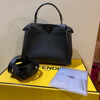 フェンディ(FENDI)のFENDI ミニピーカブー (ハンドバッグ)