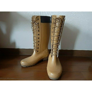 ティンバーランド(Timberland)のUSED ☆ TIMBERLAND レインブーツ 長靴 (レインブーツ/長靴)