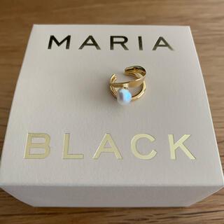 UNITED ARROWS - Maria black イヤーカフ