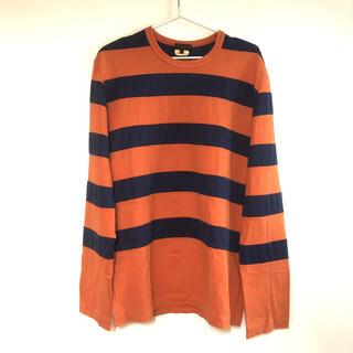 コムデギャルソンオムプリュス(COMME des GARCONS HOMME PLUS)のコムデギャルソン オム プリュス HOMME PLUS ロンT Mサイズ(Tシャツ/カットソー(七分/長袖))