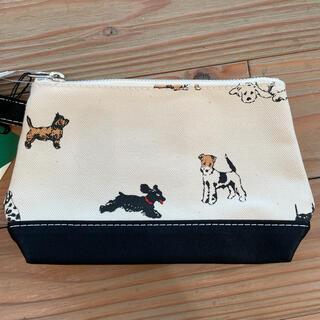 ユナイテッドアローズ(UNITED ARROWS)のテンベア dog ポーチ テンベア 犬 tembea dog ポーチ 新品(ポーチ)