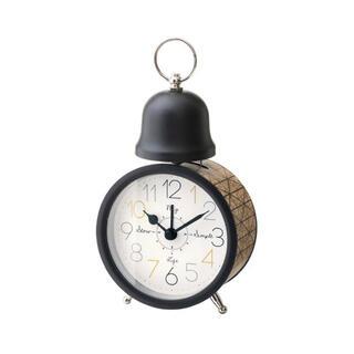 【逃げ恥】おしゃれ置き時計 (アラーム付き)(置時計)