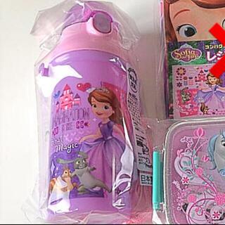 ディズニー(Disney)のかんちゃん様専用 ソフィア 水筒(水筒)