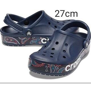 crocs - 27cm クロックス 新品 ネイビー
