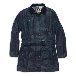 バーブァー(Barbour)のBarbour バブアー  ハンティングジャケット ブラック 黒色(ブルゾン)