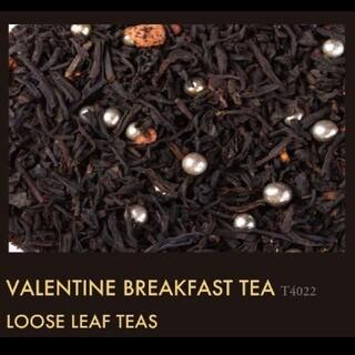 シンガポールTWG茶葉50g 《バレンタインブレックファーストティー》(茶)