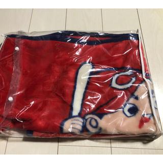 広島東洋カープ - 広島東洋カープ ひざ掛け毛布