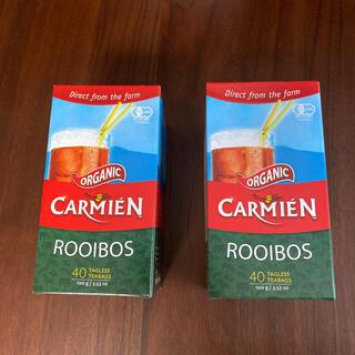 コストコ(コストコ)のオーガニックルイボスティー200g(80袋)(茶)