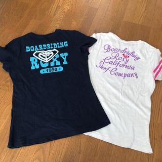 Roxy - ROXY Tシャツ 2枚セット