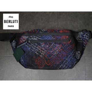Berluti - ベルルッティ berluti   20万新品コンプリースカリグラフィーバッグ