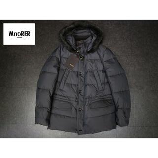MONCLER - ムーレー moorer 22万 新品タグ付きヌートリアファーPHILIP-KM