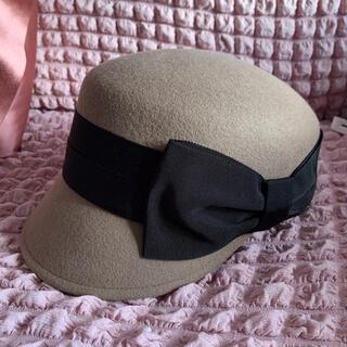 CA4LA - ca4la キャスケット帽子(新品未使用)