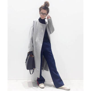 L'Appartement DEUXIEME CLASSE - L'Appartement  Oversized LAMB Coat◆