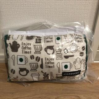 スターバックスコーヒー(Starbucks Coffee)の新品スターバックス2021福袋のクッションスタバ(クッション)