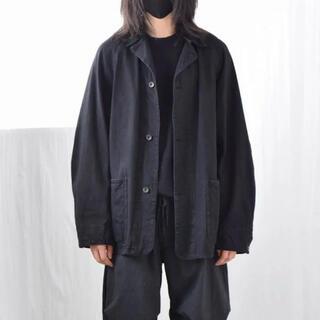 コモリ(COMOLI)のcomoli 21ss デニムワークジャケット サイズ2(カバーオール)