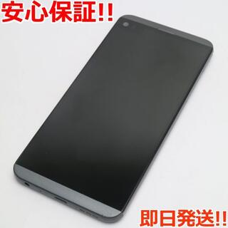 エルジーエレクトロニクス(LG Electronics)の良品中古 SIMロック解除済 L-01J V20 PRO チタン (スマートフォン本体)