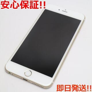 アイフォーン(iPhone)の新品同様 SOFTBANK iPhone6S PLUS 64GB ゴールド (スマートフォン本体)