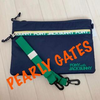 パーリーゲイツ(PEARLY GATES)の新品■7,150円【パーリーゲイツ】ポニー コラボ   サコッシュ バッグ(バッグ)
