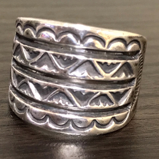 マライカ(MALAIKA)のアンディ キャドマン シルバーリング 925(リング(指輪))