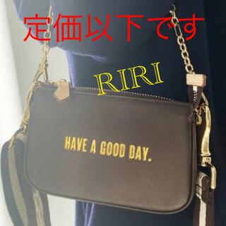 アパルトモンドゥーズィエムクラス(L'Appartement DEUXIEME CLASSE)のGOOD GRIEF グッドグリーフ Cellular phone Bag (ポーチ)
