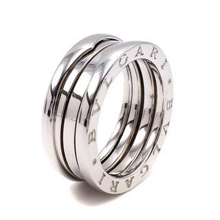 ブルガリ(BVLGARI)のブルガリ  リング 指輪  ビーゼロワン B-zero1    シルバー(リング(指輪))