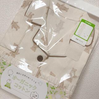 西松屋 - 西松屋 くま パジャマ  セットアップ クマ  🧸【地域限定商品⠀】