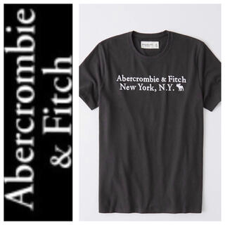 Abercrombie&Fitch - ◎S◎新品正規品◎アバクロ◎刺繍UネックTシャツ◎送料込