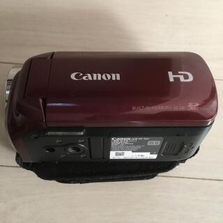 Canon - Canon ビデオカメラ iVIS HF R21(レッド)