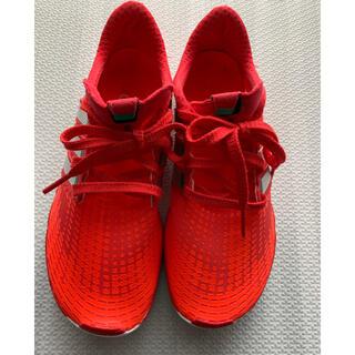アディダス(adidas)のアディダス adipure アディピュア ランニングシューズ  techfit(シューズ)