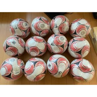 アディダス(adidas)のサッカーボール5号級 12個セット(ボール)