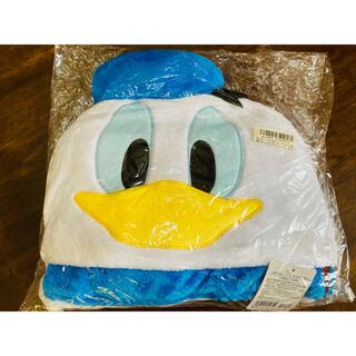 ディズニー(Disney)の新品! ブランケット なりきり フード ドナルド ディズニー おくるみ 毛布(おくるみ/ブランケット)