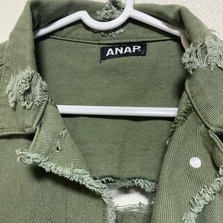 アナップ(ANAP)のジャケット(Gジャン/デニムジャケット)