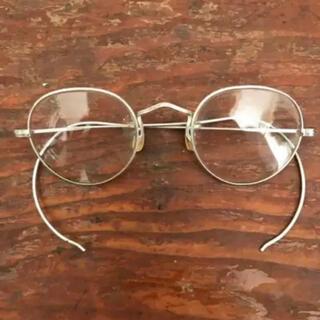 アヤメ(Ayame)の30's ACIDTITE ヴィンテージ  vintage 眼鏡(サングラス/メガネ)