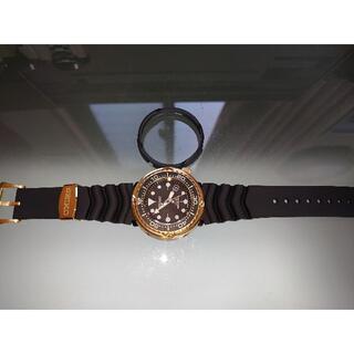 セイコー(SEIKO)の新品外し SEIKO プロスペックス SNE498  黒色強化プラスチック外胴(腕時計(アナログ))