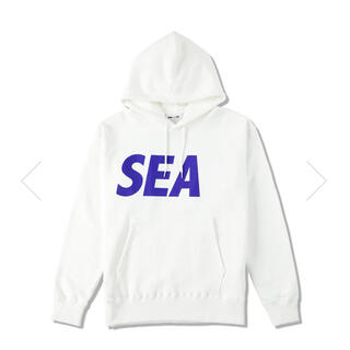 SEA - wind and sea ウィンダンシー パーカー フーディー Lサイズ