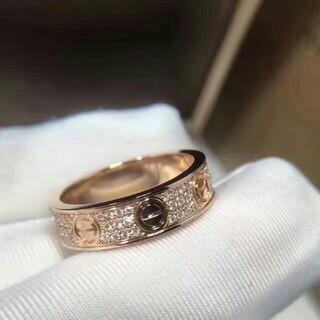 Cartier - 美品!カルティエ Cartier リング 指輪 レディース