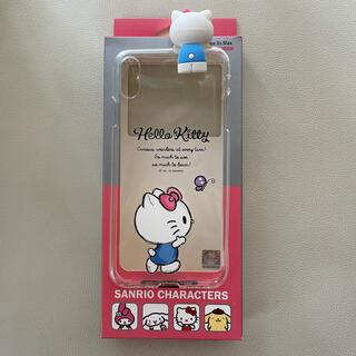 サンリオ(サンリオ)の『訳あり』キティちゃんスマホケースiPhone XS MAX(iPhoneケース)