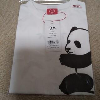 グラニフ(Design Tshirts Store graniph)のオジコ ojico パンダ柄 Tシャツ (Tシャツ/カットソー)