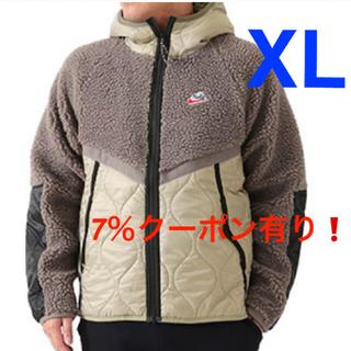 NIKE - 新品 XL ナイキ ボアジャケット CU4447-040 サイズXL