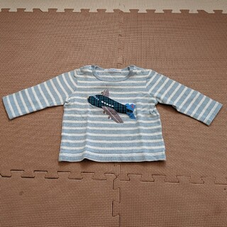 ファミリア(familiar)の【ファミリア】長袖Tシャツ【80センチ】(Tシャツ)