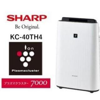 シャープ(SHARP)のKC-40TH4(空気清浄器)