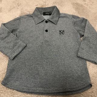 コムサイズム(COMME CA ISM)の美品 COMME CA ISM 長袖ポロシャツ(Tシャツ/カットソー)