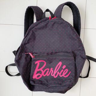 バービー(Barbie)のBarbie リズドット リュックサック(リュック/バックパック)