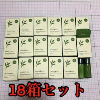 イニスフリー(Innisfree)のイニスフリー  Green tea ミニセット(化粧水/ローション)