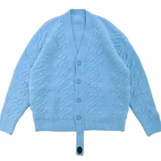 PEACEMINUSONE -  WE11DONE カーディガン セーター