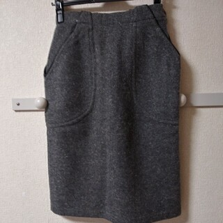 イッセイミヤケ(ISSEY MIYAKE)の▩▩新品。激安致しました。ISSEY MIYAKEスカート(ひざ丈スカート)