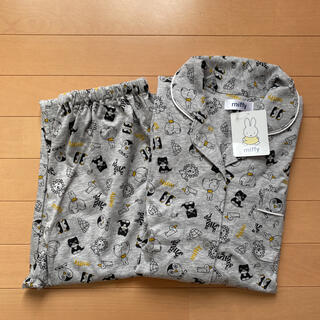 しまむら - ミッフィー 前開きパジャマ ルームウェア